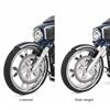 X-26® Bolt-On Neck Rake Kit. Fits 2009 - 2013 Street Glide & Road King applications.