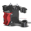 X-26® Bolt-On Neck Rake Kit. Fits 2014 - 2018, Street Glide & Road King applications