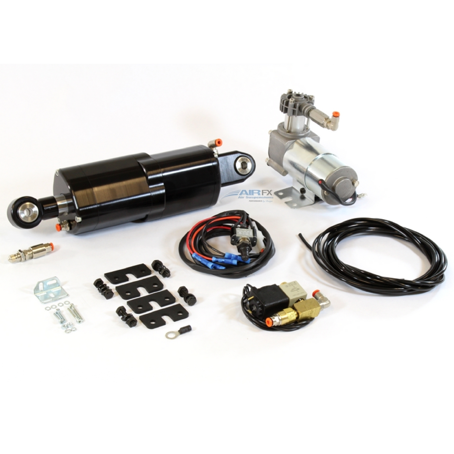 Rear Air Ride Kit for M109 2006-2018