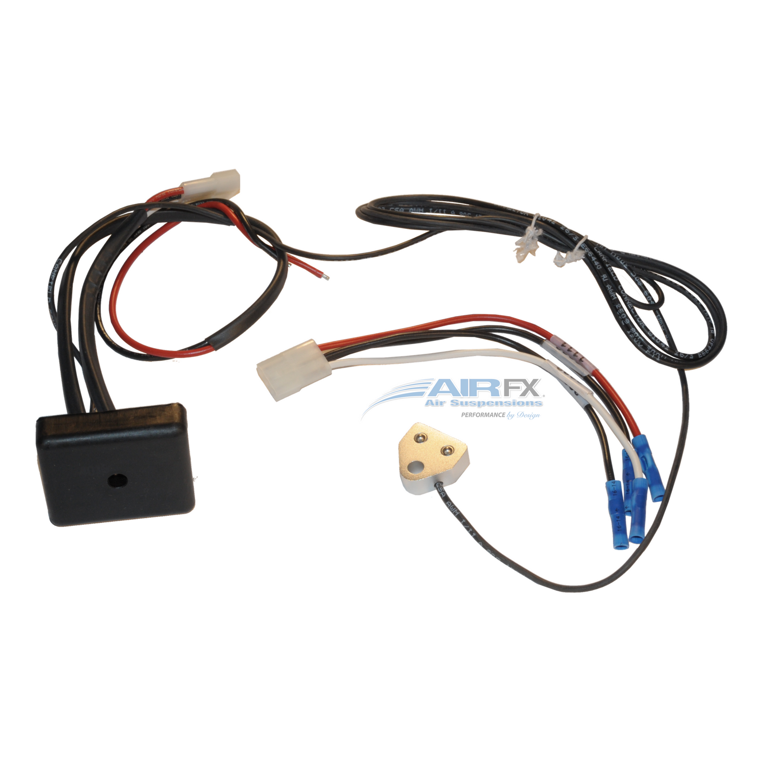 Micro Button Harness, nickel platted (FXA-1010-MB-1) [+$400.00]