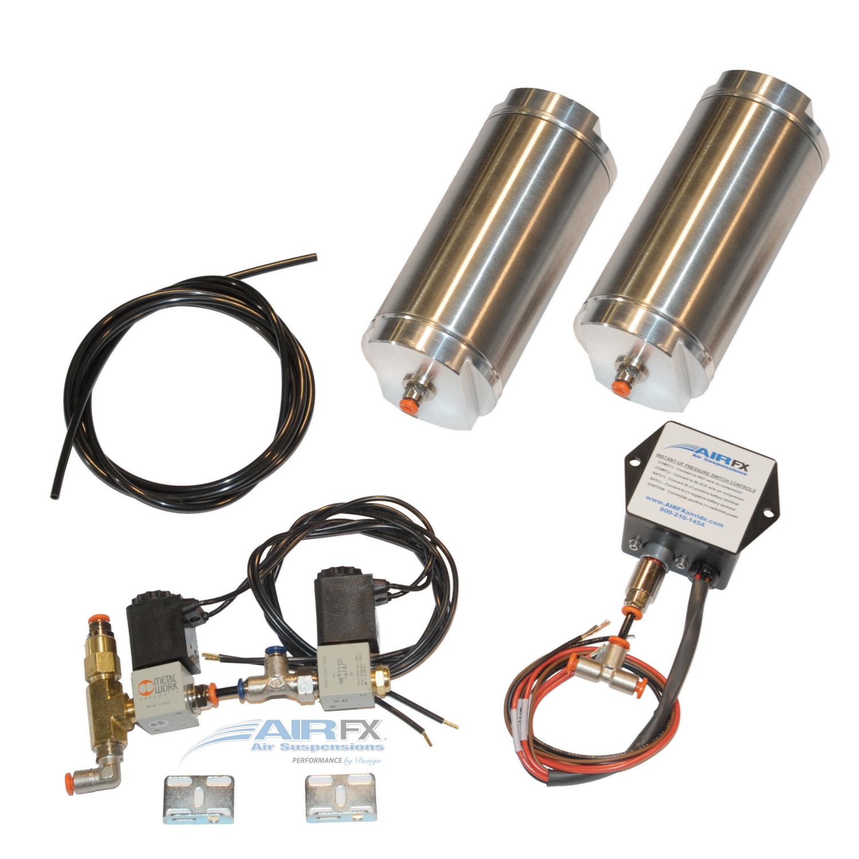 Instant Up Kit, Dual Tank - FXA-2012-2 [+$500.00]