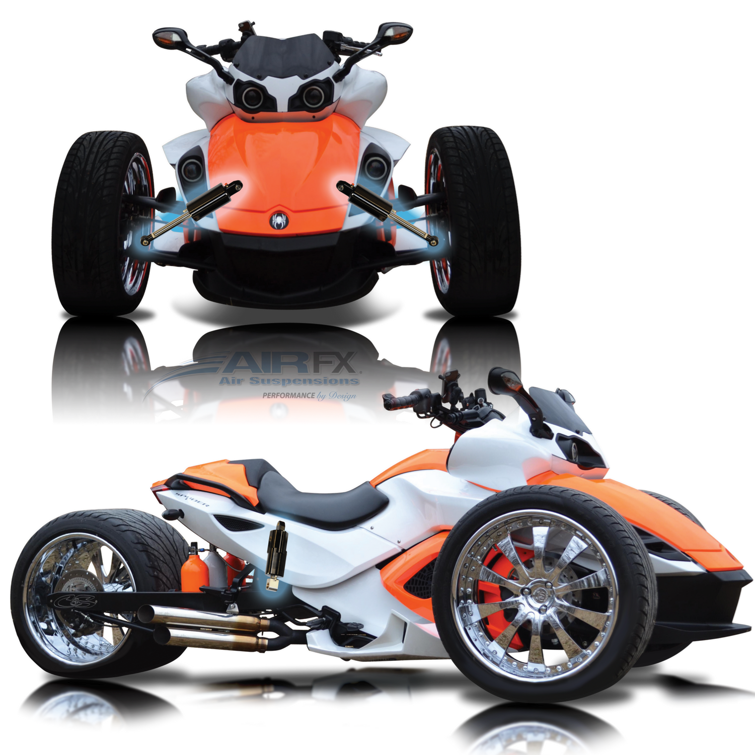 Picture of Can-Am Spyder 2008 - 2018