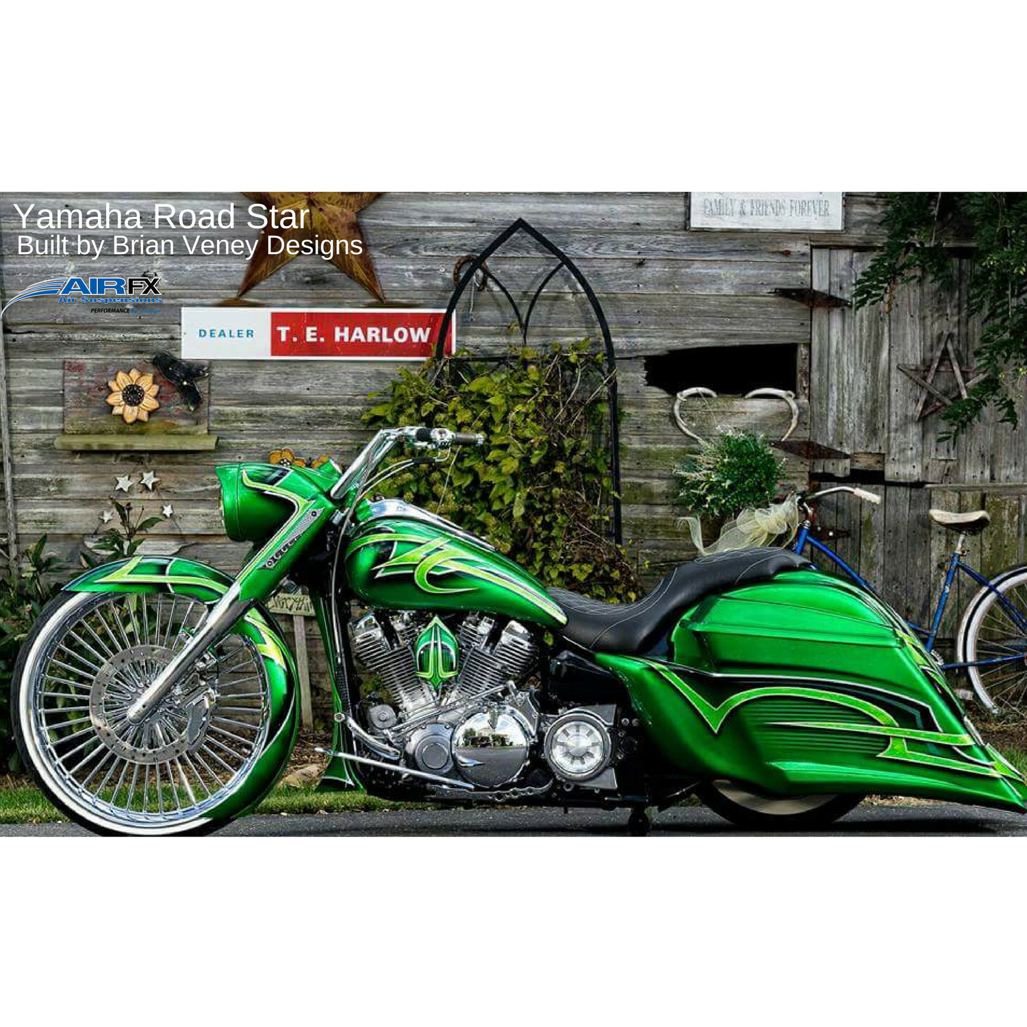 Picture of Yamaha Road Star 2008 - 2016 Stock/21