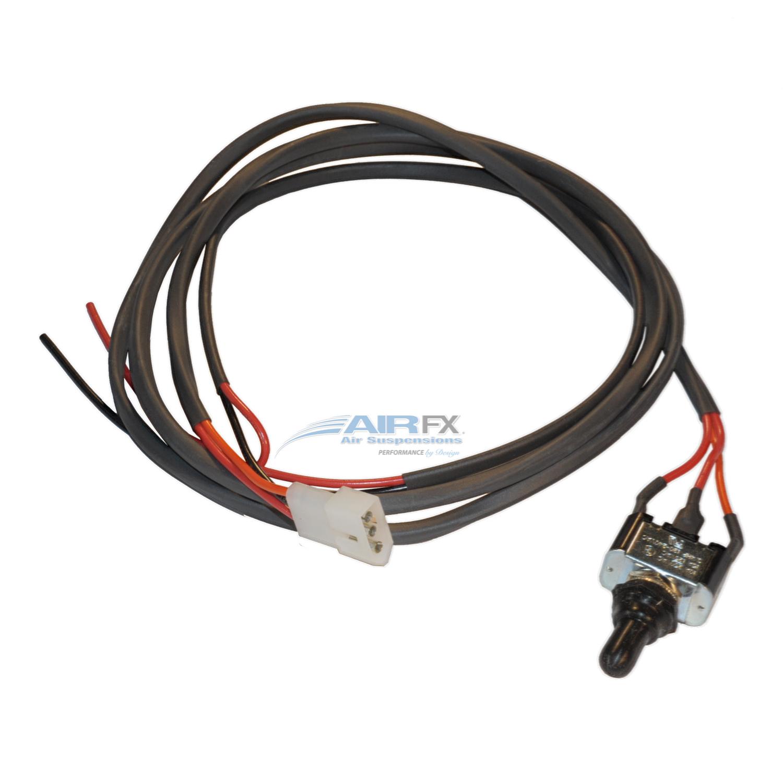 Toggle Switch Wiring Harness - FXA-1010-1 [+$250.00]