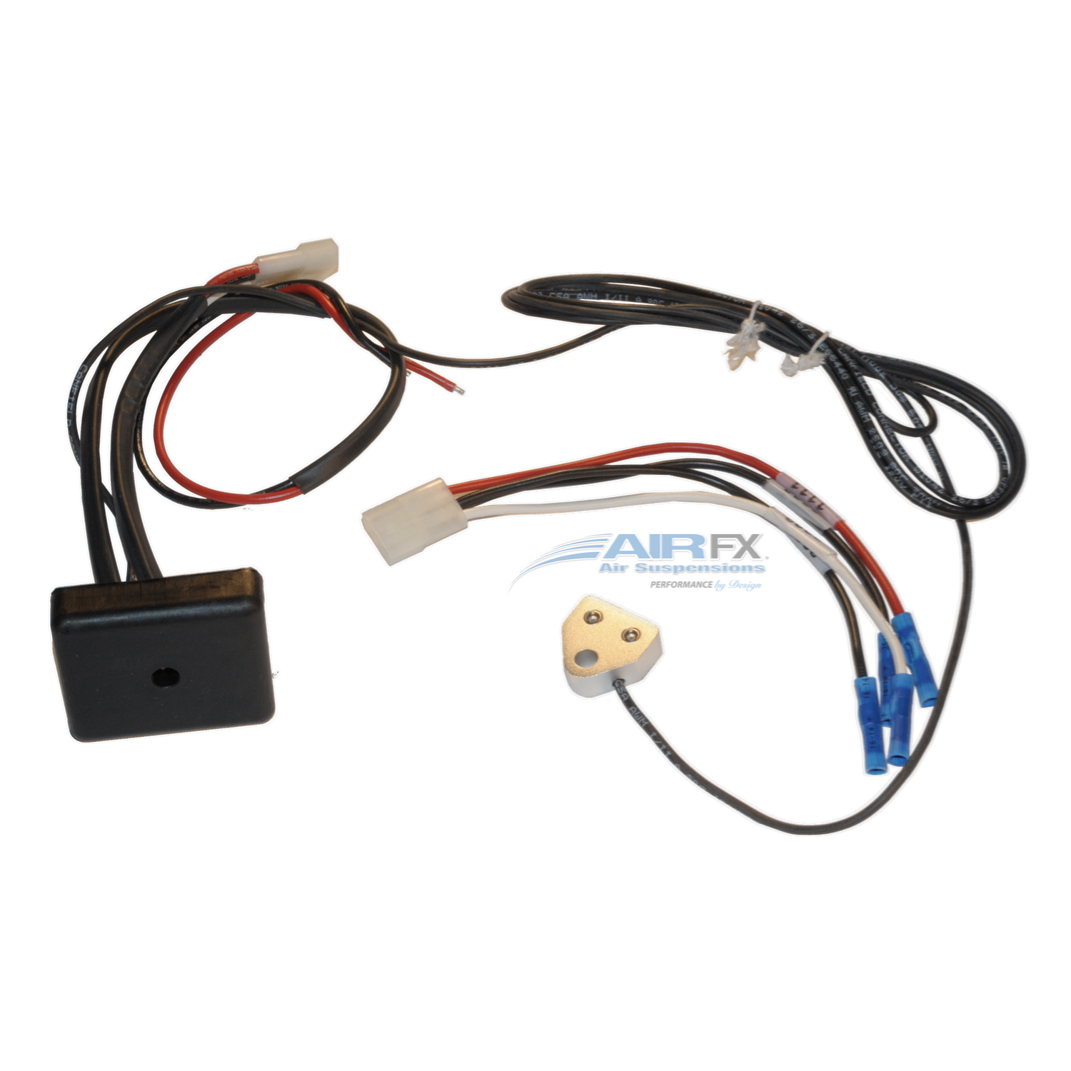Micro Button Harness, nickel platted - FXA-1010-MB-1 [+$200.00]