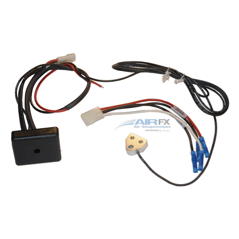 Micro Button Harness, Black - FXA-1010-MB-1-BLK [+$200.00]