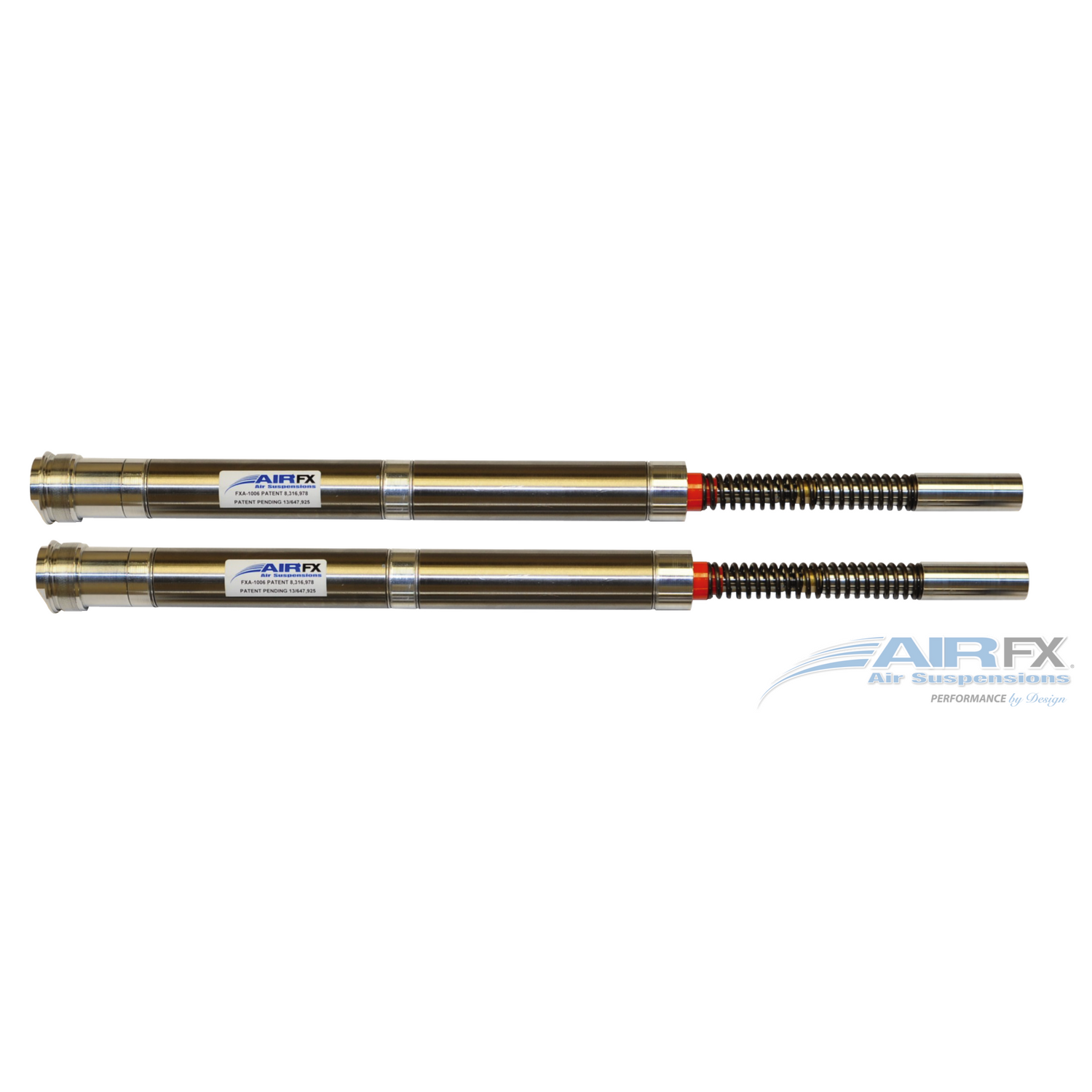 Front Cartridge Pair for Hawg Halters Triple Trees 26'' front wheel (or 30'' short neck) (FXA-2020-2-1) [+$1,570.00]