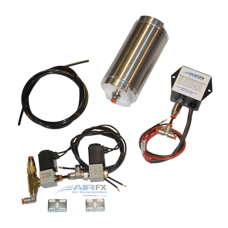 Instant Up Kit, Single Tank (FXA-2012-1) [+$375.00]