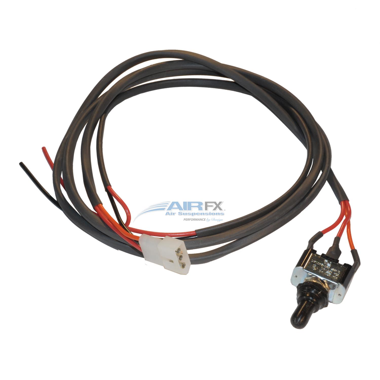 Toggle Switch Wiring Harness (FXA-1010-1) [+$250.00]