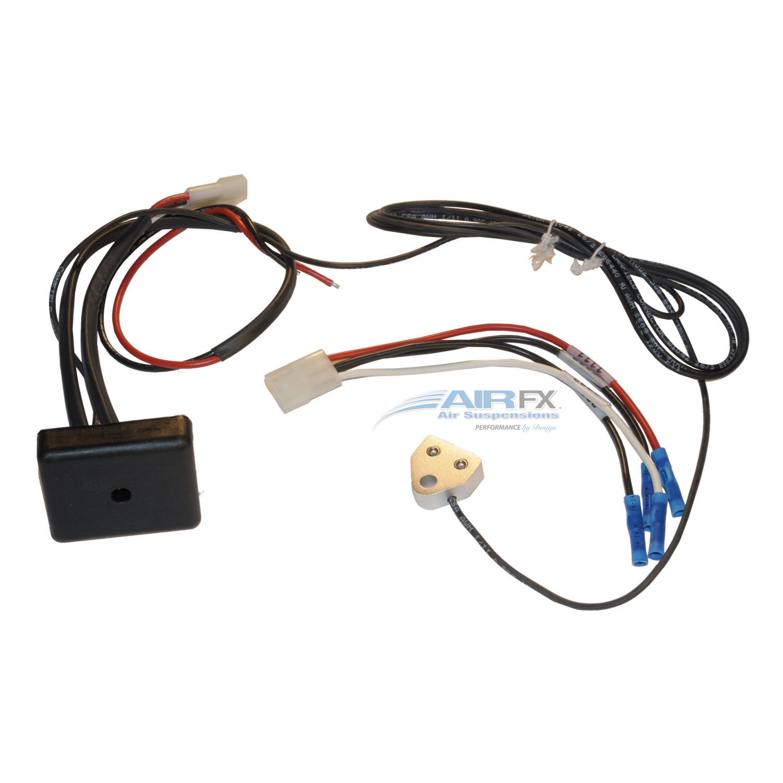 Micro Button Harness, Black (FXA-1010-MB-1-BLK) [+$400.00]