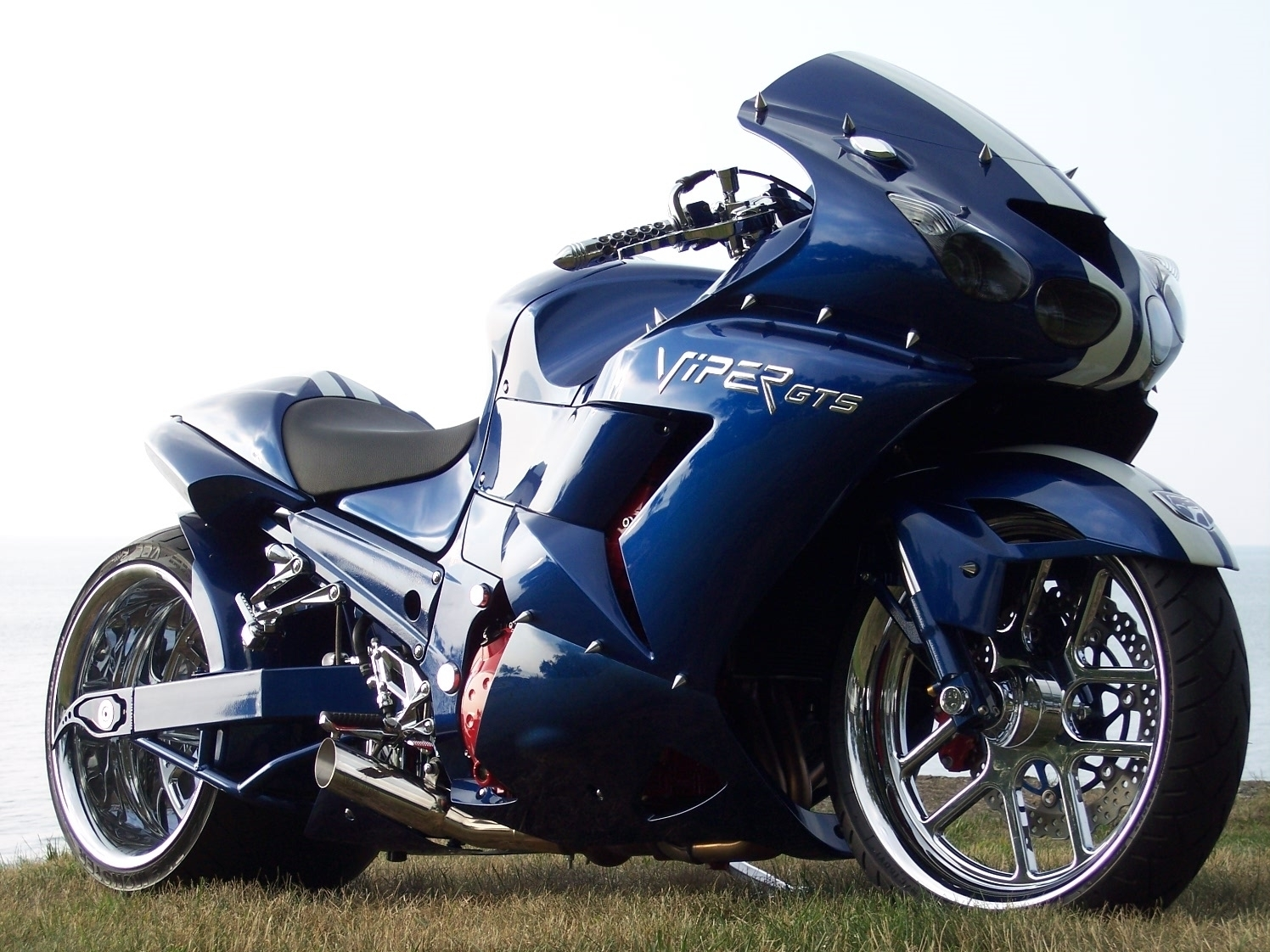 Picture of Kawasaki ZX-12/14 2000-2018