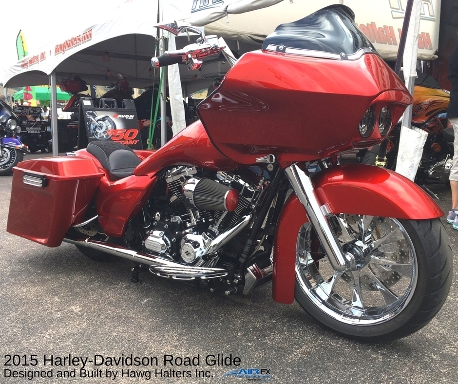 Picture of Harley-Davidson FL/Touring - Road Glide  2014 - 2018 Stock/21