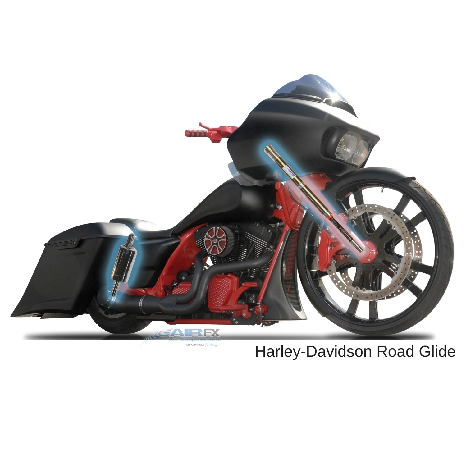 Picture of Harley-Davidson FL/Touring - Road Glide 2009 - 2013 23'' front wheel