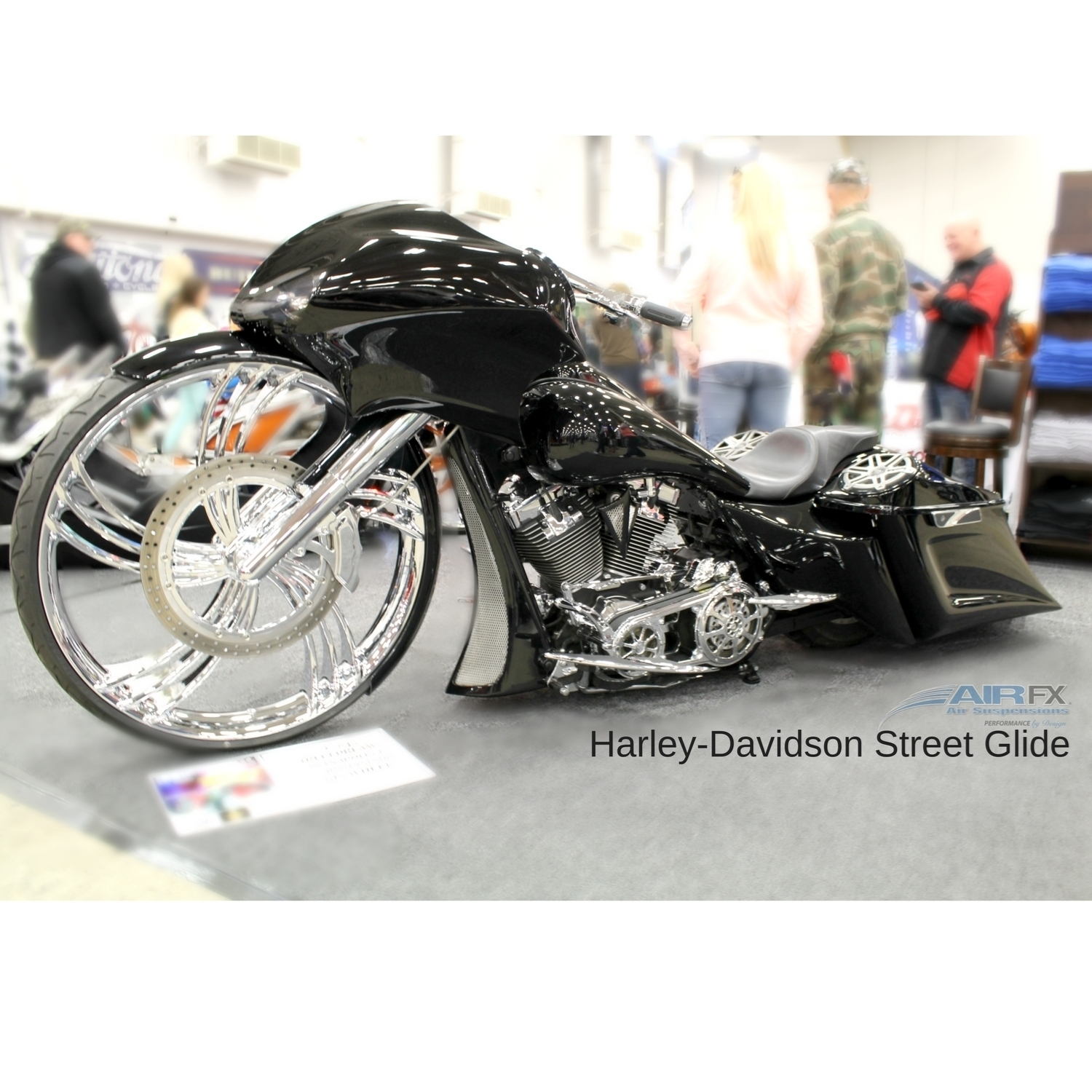 Picture of Harley-Davidson FL/Touring - Road Glide 2000 - 2008