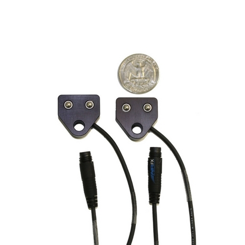 Micro Buttons, Black, with connector [+$200.00]