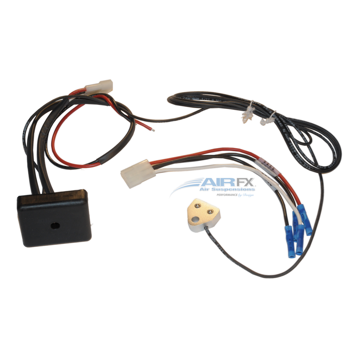 FXA-1010-MB-1  Micro Button Harness, nickel platted [+$400.00]